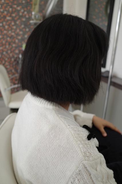 美容室アシック 伊勢崎 美容室 美容師 ブログ 髪質改善 縮毛矯正 トリートメント 求人 有賀聡  自然な縮毛矯正