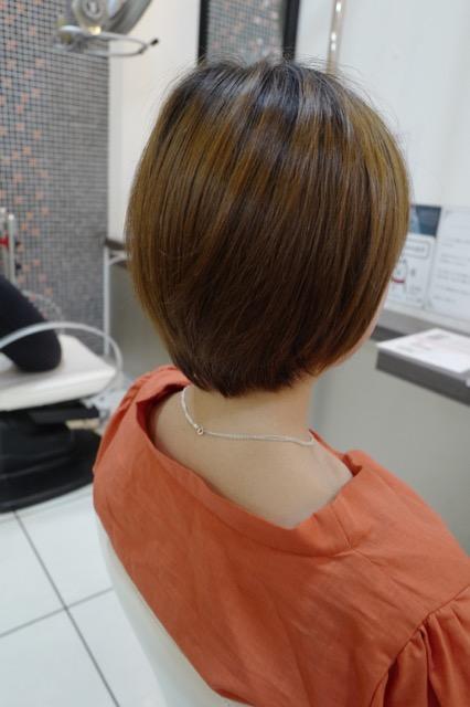 美容室アシック 伊勢崎 美容室 美容師 ブログ 髪質改善 縮毛矯正 トリートメント 求人 有賀聡  褪色を防ぐカラー