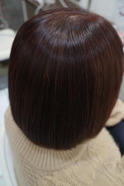 群馬県 伊勢崎市 髪質改善 美容室アシック 有賀聡  縮毛矯正 トリートメント 求人 ツヤ髪 天使の輪