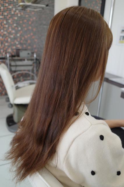 群馬県 伊勢崎市 髪質改善 美容室アシック 有賀聡  縮毛矯正 トリートメント 求人 春色