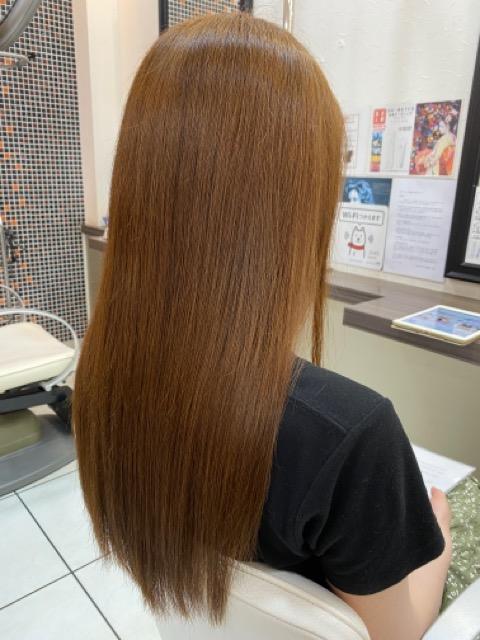 群馬県 伊勢崎市 髪質改善 美容室アシック 求人 美容師 有賀聡  縮毛矯正 トリートメント ツヤ髪